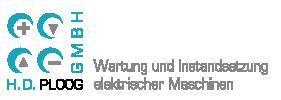 H. D. Ploog GmbH Logo